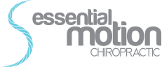 Chiropractor | Essential Motion Chiropractic Logo
